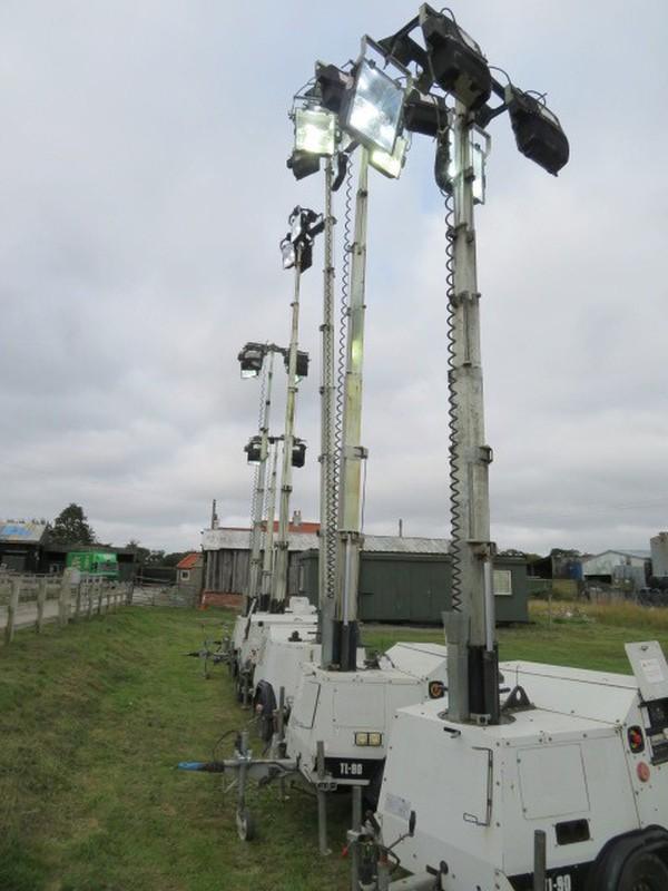 SMC TL90 towable lighting for sale