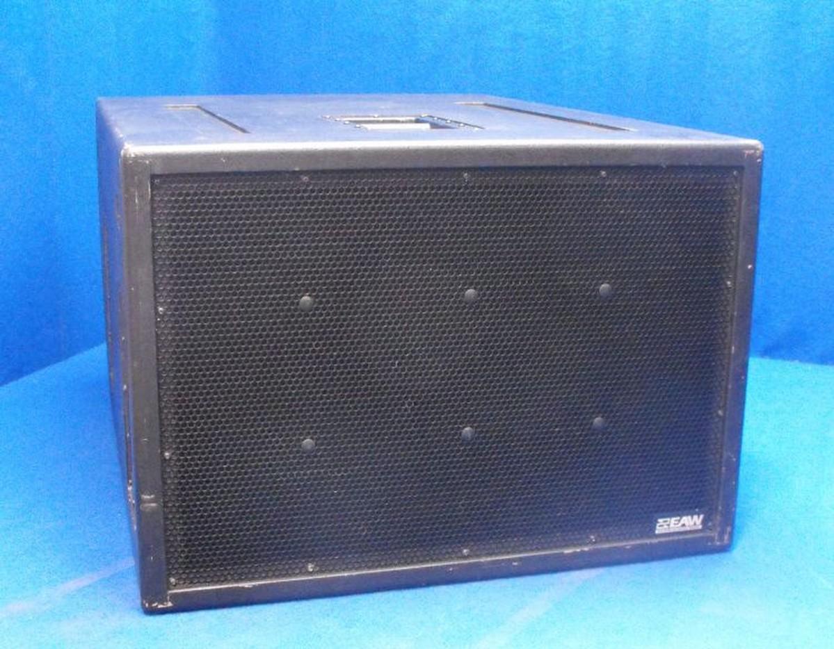 secondhand sound and lighting equipment loudspeakers 18x eaw sb1000 subwoofer loudspeaker. Black Bedroom Furniture Sets. Home Design Ideas