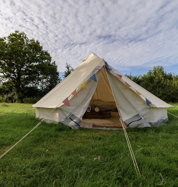 Glamping package for sale