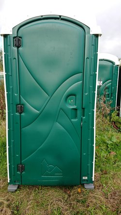 PolyPortables Axxis Toilet unit