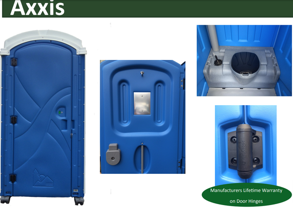 Axxis toilets for sale