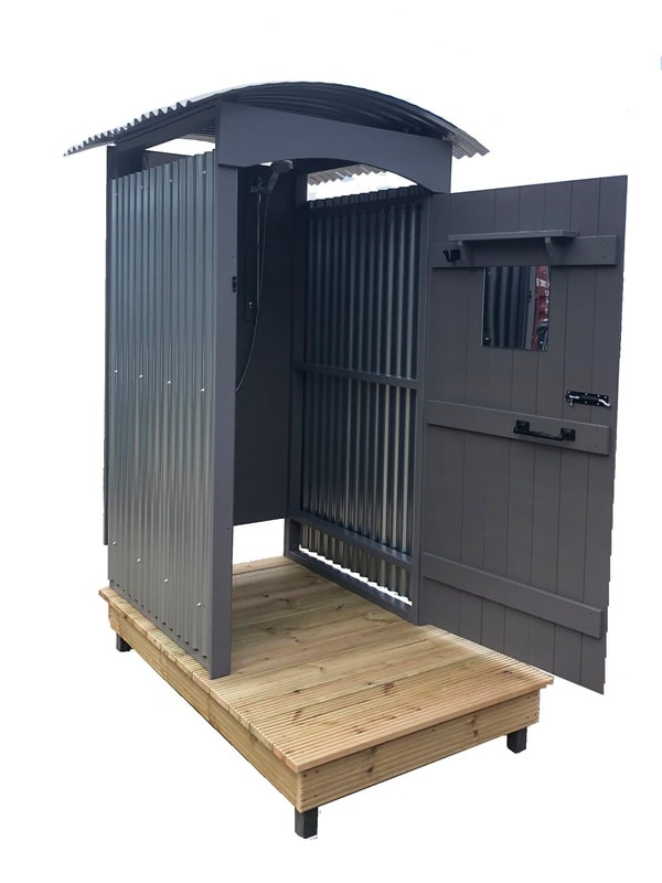 Used shower unit for sale