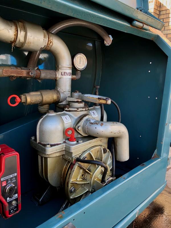 Rapide 450 / 150 Vacuum Tanker