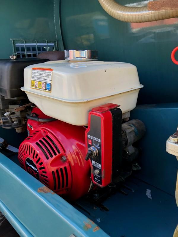 Rapide 450 / 150 Vacuum Tanker for sale