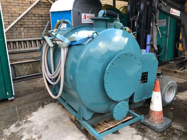 Rapide vacuum tanker for sale
