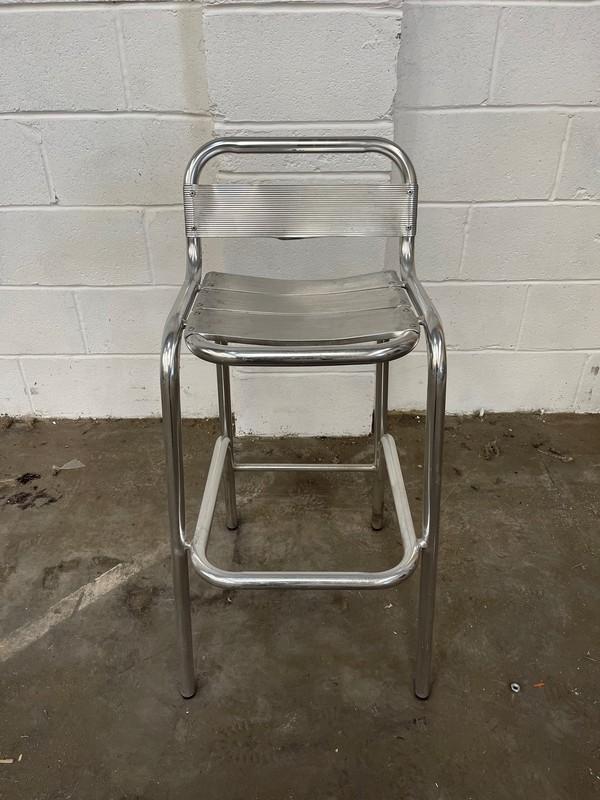 High aluminium bar stool for sale