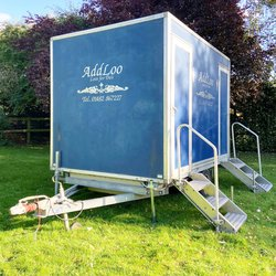 Used 1+1 toilet trailer for sale