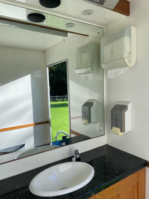 Used toilet trailers for sale