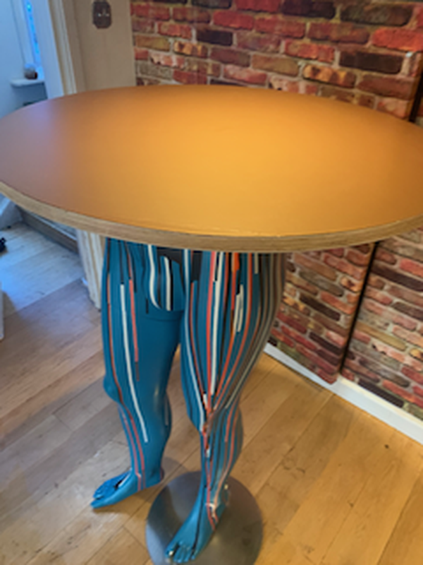 Secondhand Poser Cocktail Tables