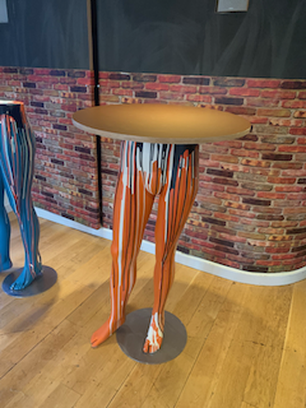 Used Mannequin Tables