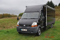 4.5T Catering truck