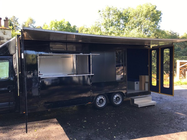 Large catering truck for sale