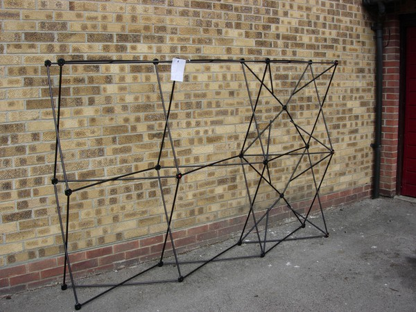 Folding display for sale