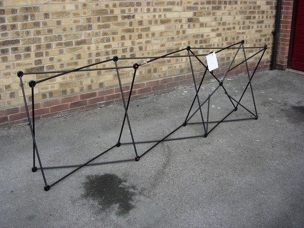 Secondhand folding display for sale