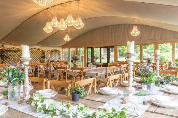 Wedding venue marquee for sale