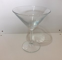 Short Stem Martini Glasses