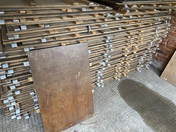 Used Grumpy Joe's Ply Flooring / Dance Floor