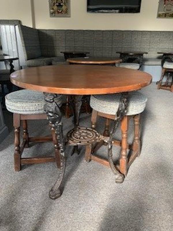 Pub tables for sale