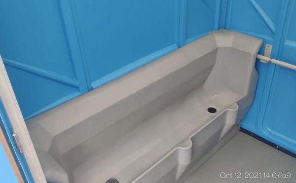 Saterlite 6 Man Urinals