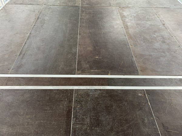 Losberger Cassette floor