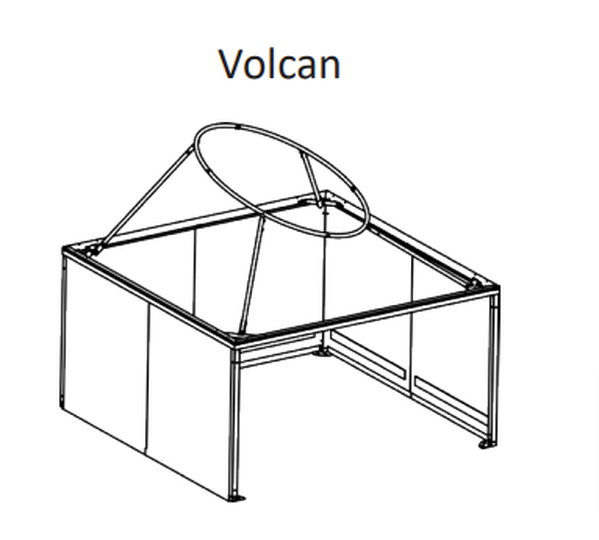 Volcan Marquee for sale