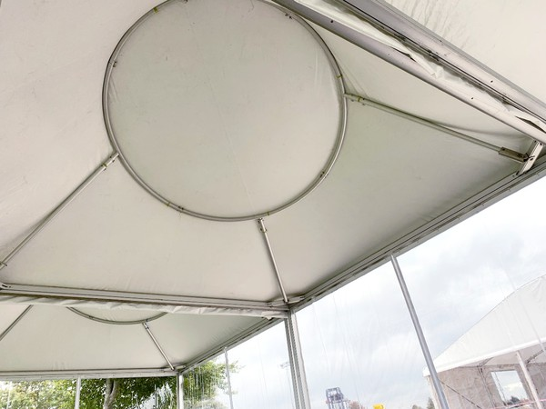 Volcan marquee roof