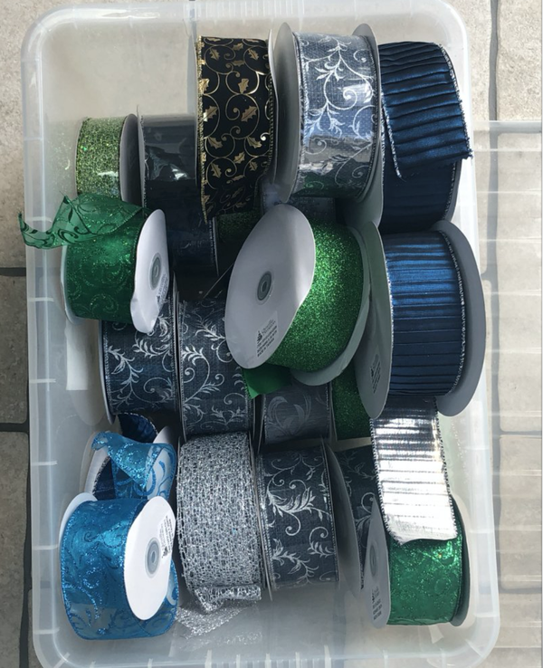 Secondhand ribbon for sale