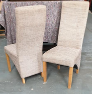 High back chairs for sale