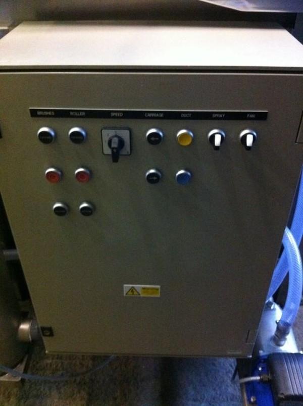 Marquee Washing Machine