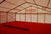 9m x 15m Roder Compatible Marquee
