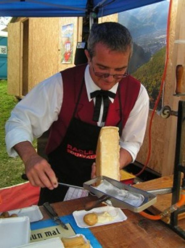 Second Hand Professional Raclette Machine for sale