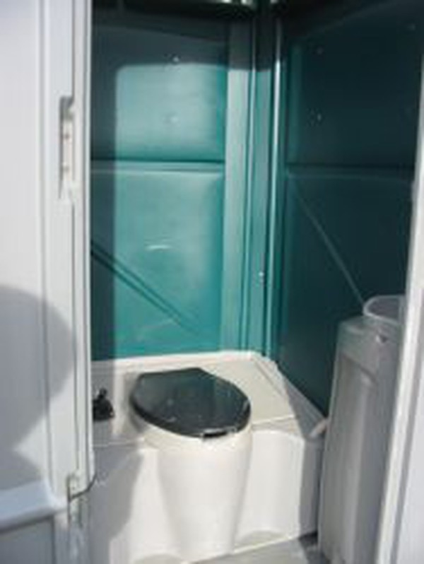 Used Self-Contained Chemical Toilets for sale