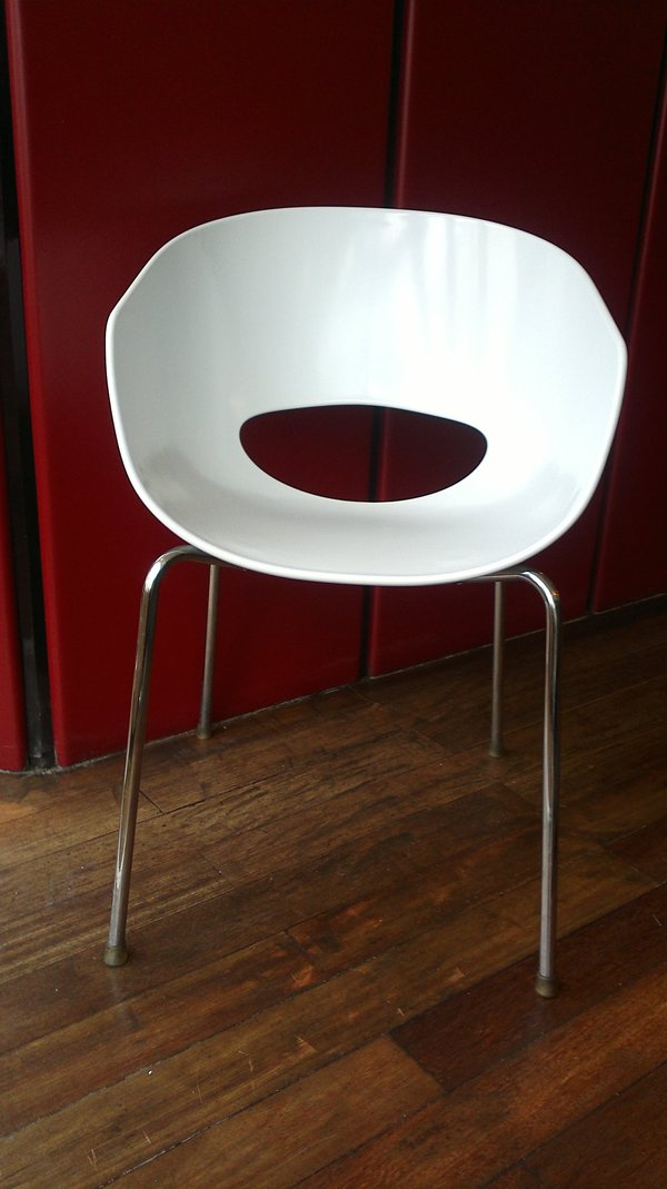 White restaurant chairs for sale