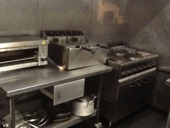 Lincat 6 burner electric oven