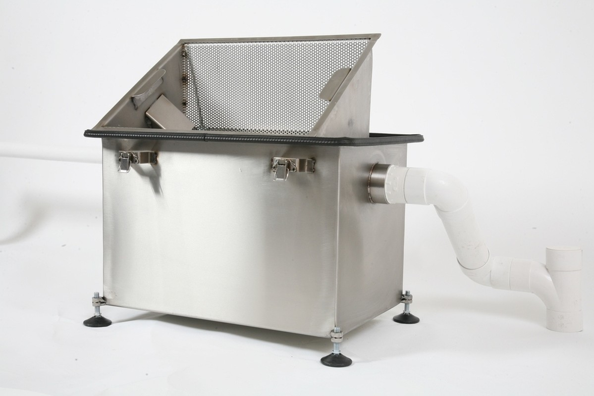Secondhand Catering Equipment Grease Traps And