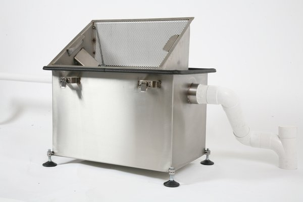 high quality stainless steel filtration mesh grease trap