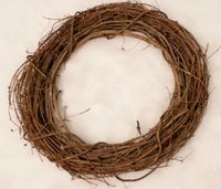 Wicker Wreaths