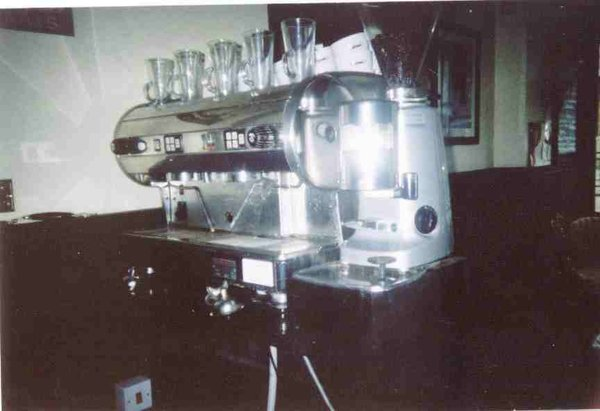Commercial Expresso Machine