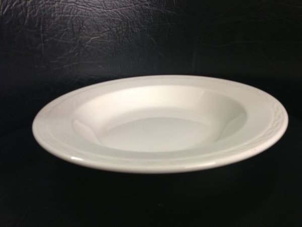 "10 1/2"" Pasta Plate Fine China Best Ware Dudson Hotelware"