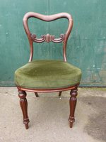 Victorian Decorative Single Hall Chair