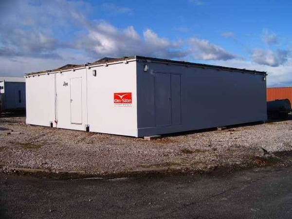 3 Bay Temporary Modular Kitchen Unit For Sale or rental