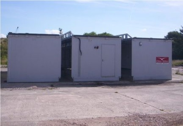 Fully serviced kitchen unit used on a rental fleet ready for sale or rental