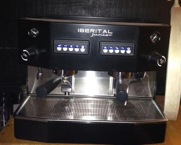 Iberital Junior Compact 2 Group Espresso Machine