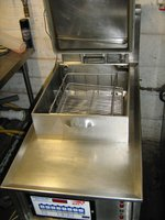 Henny Penny EM90 Gas Pressure Fryer