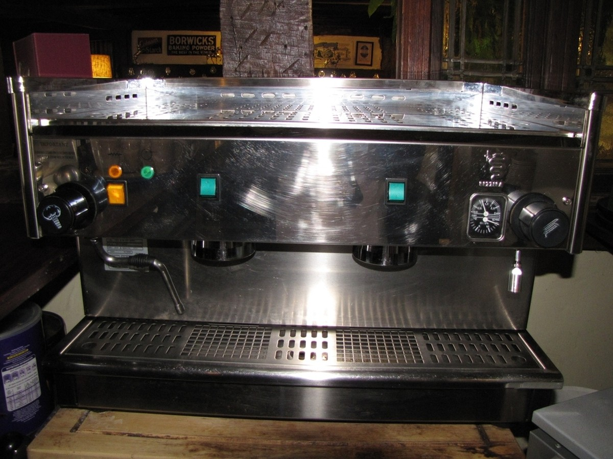 Secondhand Catering Equipment 3 Group Espresso Machines