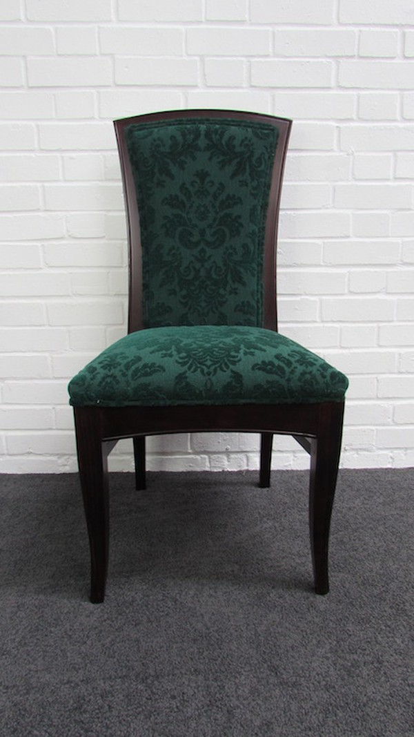 High Backed Classic Dining Chairs