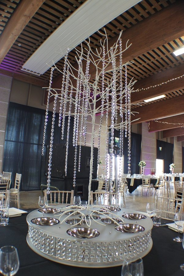 Crystal Ivory Twig Tree