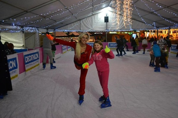 Buy Complete Real Ice Rink Package