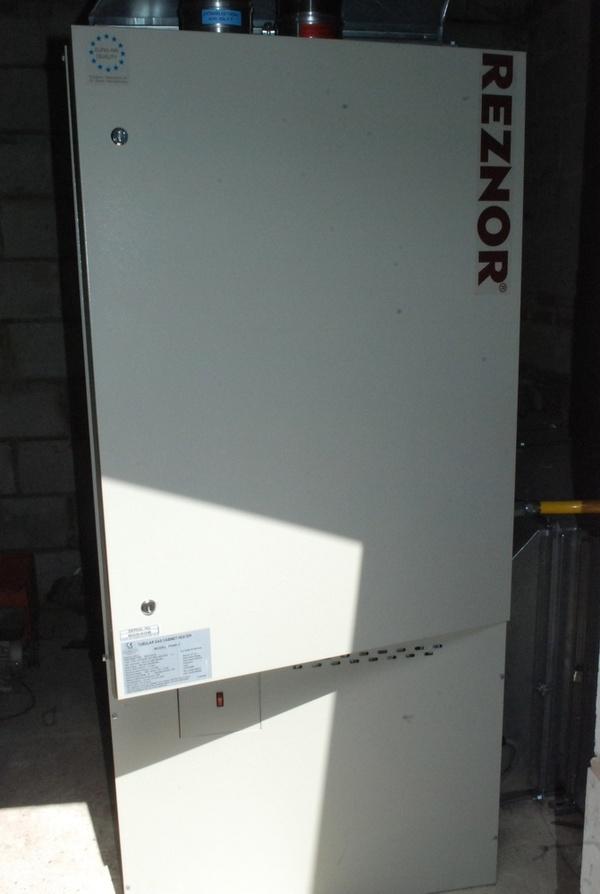 Reznor industrial heater