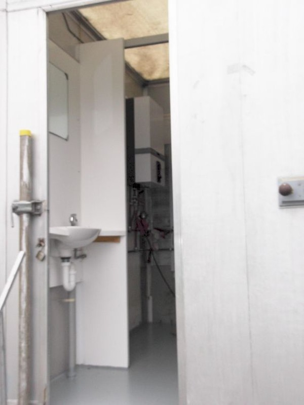 Mobile Shower Unit